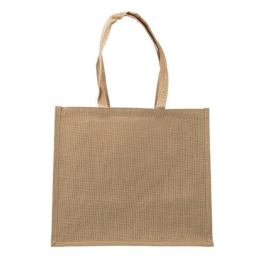 Bolsa de Yute con manilla plana 35x40x17 (cm)